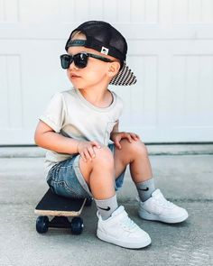 Baby Boy Fashion, Toddler Fashion, Kids Fashion, Toddler Boy Outfits, Toddler Boys, Kids Outfits, George Hats, Baby Boy Or Girl, Summer Boy