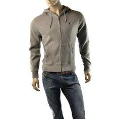 POLO Ralph Lauren Sweater Mens Zip Up Cardigan Hoodie Jumper Shirt SZ M $95 NEW | Get Dressed at http://ImageStudio714.com http://stores.ebay.com/ImageStudio714