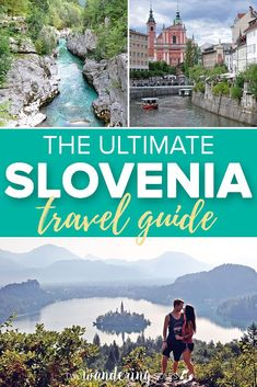 Top Things to Do in Slovenia: Adventurous Travel Guide The Ultimate Slovenia Travel Guide: As the most underrated adventure capital of Europe, Slovenia has everything the outdoor enthusiast wants. You'll have a blast traveling to Slovenia! Cool Places To Visit, Places To Travel, Travel Destinations, European Destination, European Travel, Travel Eastern Europe, Europe Travel Guide, Travel Guides, Travel Checklist