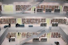 Avrupa' da kitapseverlerin mutlaka görmesi gereken yerler.