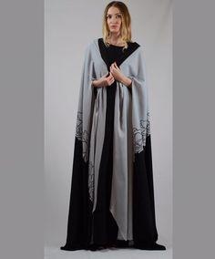 "46 Likes, 5 Comments - OC Design (@oc_design__) on Instagram: ""Cape abaya by OC fashion . """