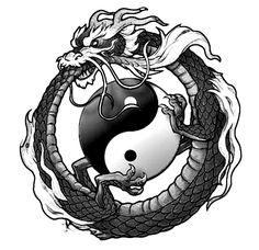Ouroboros Symbol | Ouroboros_dragon2_copy