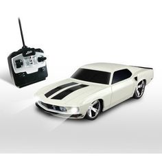 Fast & Furious- 1/24 69′ Ford Mustang RC Radio Remote Control Car