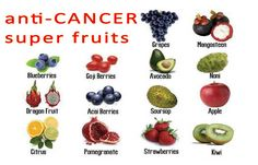 Try these anti-cancer super fruits...