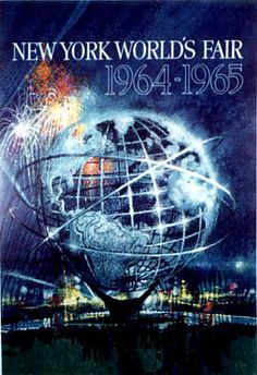 Worlds Fair 1964 - I remember going there !!