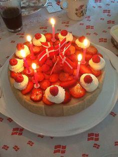 April 2015 My cake for My birthday