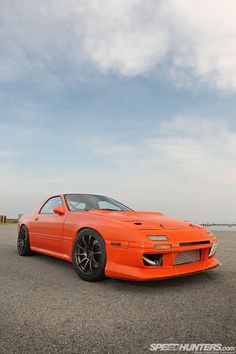 Mazda RX7 #landmarkautoinc