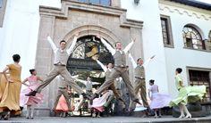 Ballet Metropolitano se presento en la CCE, previo a Hecho en Casa, a celebrarse este sábado 18 de enero de 09h00 a 21h00.