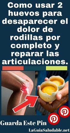 Cuando tenemos dolor en nuestras rodillas es una señal de Herbal Cure, Herbal Remedies, Health Remedies, Natural Remedies, Health And Beauty Tips, Health And Wellness, Health Fitness, Healthy Menu, Healthy Tips