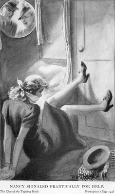 Nancy Drew: The Clue of the Tapping Heels