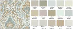 Neutrals Colors Schemes Interiors Designs | DY - SampleBoard