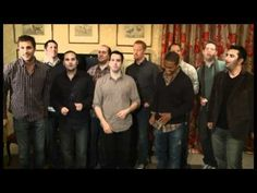 Straight No Chaser I'm Yours/Somewhere Over the Rainbow - wedding surprise!