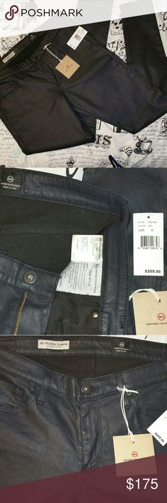 AG Jeans, by Adriano Goldschmeid - Size 30 The Absolute Legging Extreme Skinny  Brand New with Tags  Excellent Condition  Size 30R AG Adriano Goldschmied Jeans Skinny