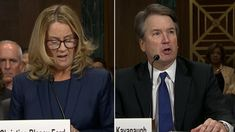Brett Kavanaugh and Christine Blasey Ford testify in Supreme Court hearing Abc News, Supreme Court, Ford, Politics, Youtube, Youtubers, Youtube Movies