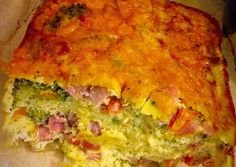 Yummy Breakfast Egg Bake Recipe -  I think Yummy Breakfast Egg Bake is a good dish to try in your home.
