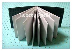 Origami / mini book :: Naver blog