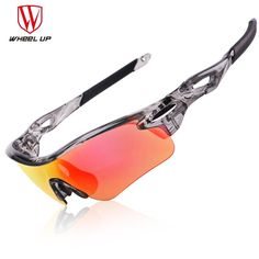 c938891a7 WHEEL UP HD Polarized Cycling Glasses Coating Outdoor Sports Goggles  Waterproof UV400 3 Colors Riding Driving