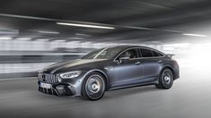 Mercedes is launching the new AMG GT 63 S with a spare-no-expense Edition 1 package. The Edition 1 is available only on the range-topping GT 63 S model and adds the active AMG Aerodynamics Package to the standard all-wheel-drive and. Mercedes Benz Amg, Best Luxury Sports Car, Luxury Cars, Automobile, Daimler Ag, Daimler Benz, Car Guide, Jaguar Xk, Sports Sedan