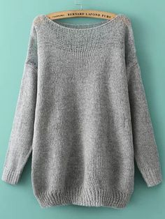 Shop Grey Off the Shoulder Mohair Oversize Sweater online. Sheinside offers Grey Off the Shoulder Mohair Oversize Sweater & more to fit your fashionable needs. Free Shipping Worldwide!