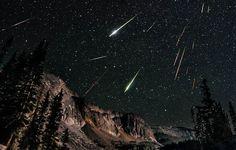 Dia 22/04: Vem ai a Chuva de Meteoros Lyrids