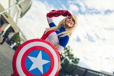 American Dream Cosplay / Sydney Supanova 2014 by duckyjessica