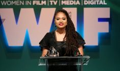Ava DuVernay, whose Martin Luther King biopic Selma won plaudits from critics earlier this year, said talented women were often overlooked by the film industry.
