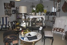 what a mish mash at trove.....would love to have that marble topped table back!