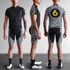 zebra. #cycling #apparel #kit