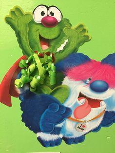 Friendly monster theme ~