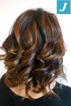 #piega #mossa su capelli medio/corti By #cdjSforzacosta