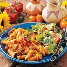 Chicken mostaccioli pasta recipes