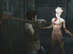 Silent Hill on the original PlayStation. I can remember the disturbing way that the nurses' legs would twitch after they had been taken out with your tool of choice.