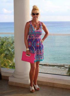 Bright Dresses!!