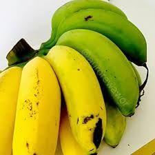 """""""les fruits exotiques et tropicaux""""- la banane"""