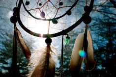 I want a dreamcatcher so badly.