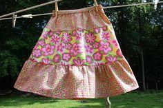 Girls Size 7 Skirt