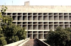 Assembly - Chandigarh - Le Corbusier