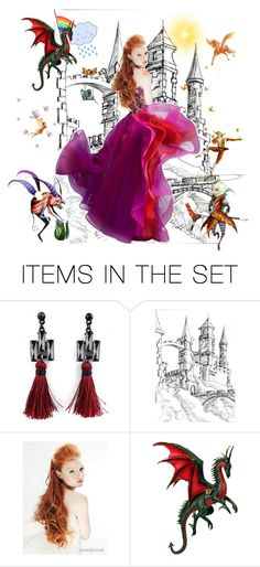 """""""Pure Imagination ..."""" by krusie ❤ liked on Polyvore featuring art"""