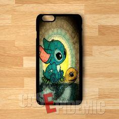 Turtle Art - aZL, Lilo and Stitch, Stitch, Turtle, Art, Ohana