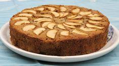 Sharlotka (Receta de torta de manzanas, integral) | GreenVivant