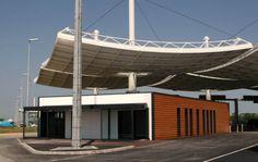 #Construction #modulaire de 150 m² à usage de bureaux par Legoupil Industrie.