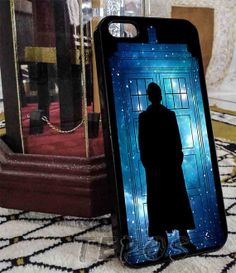 tardis galaxy doctor who For iphone 4/4s case iphone 5/5s by TEPOS, $13.00
