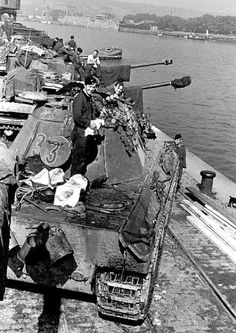 Pz. V Panther Ausf. D/A/G (Sd.Kfz. 171) « Wehrmacht Photos
