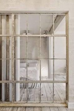 chambre couleur lin bois vieilli verriere parquet gris You are in the right place about boys B Home Bedroom, Bedroom Decor, Bedroom Photos, Bedroom Rustic, Bedrooms, Serene Bedroom, Dream Bedroom, Master Bedroom, Color Concept