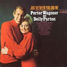 Porter Wagoner And Dolly Parton - Just Between You And Me (Vinyl, LP, Album) at…