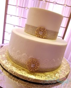 """Custom """"cottage foods"""" cake studio offering one on one planning, delicious flavors, and amazing designs. 2 Tier Wedding Cakes, Cake Recipes, Romantic, Desserts, Tailgate Desserts, Deserts, Easy Cake Recipes, Postres, Romance Movies"""