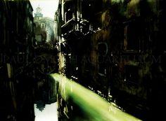 Paul Dmoch, Venice