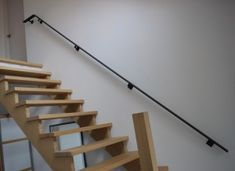 Trapleuningen en balustrades - BD RVS Designs Glass Stairs Design, Modern Design, Projects To Try, House, Home Decor, Stairs, Decoration Home, Home, Room Decor