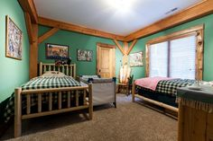 +bedroom+cabin Design, Pictures, Remodel, Decor and Ideas - page 10