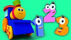 Bob, The Train | Bob Train Counting Song for Kids | 밥 기차 아이들을위한 노래를 계산 #bobthetrain #kidsvideo #kidssong #educational #entertainment #parenting #numbersong